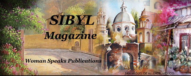 SIBYL Magazine cover page