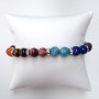 Precious and Semi-Precious Gemstone Chakra Bracelets