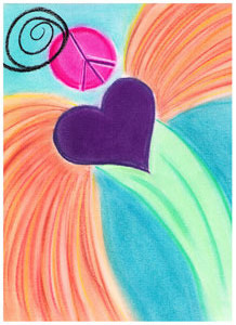 Welcome to the Peace Love Wings® website!