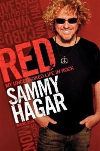Sammy Hagar's Book Signing…