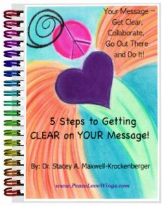 5 Steps to Getting Clear on YOUR Message!