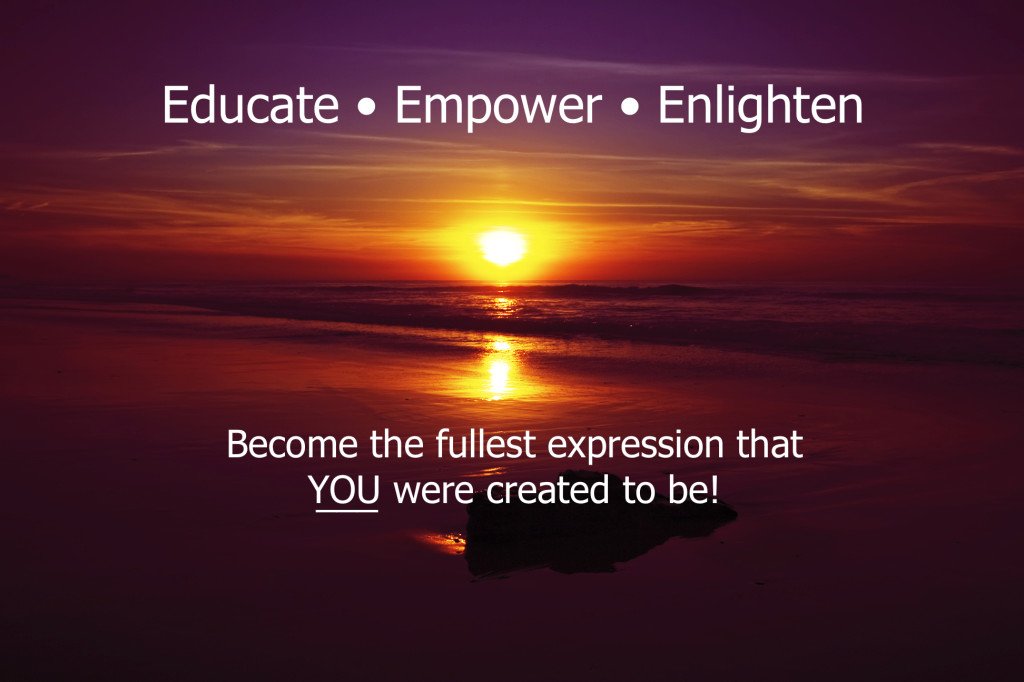 Educate-Empower-Enlighten