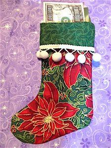 Christmas Stockings for Santa