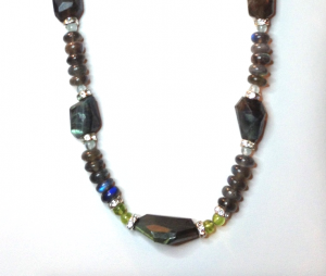 Labradorite Necklace ~ (Sold Out!)